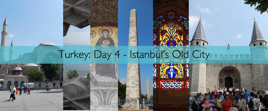 Turkey Day 4 - Topkapi Palace Et Al