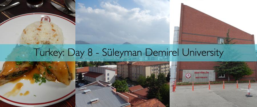 Turkey Day 8 - SDU