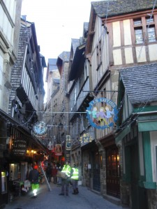 Europe - France - Mont-Saint-Michel - (11)