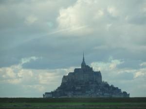 Europe - France - Mont-Saint-Michel - (4)