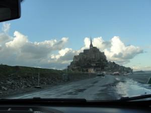 Europe - France - Mont-Saint-Michel - (5)