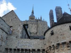Europe - France - Mont-Saint-Michel - (6)