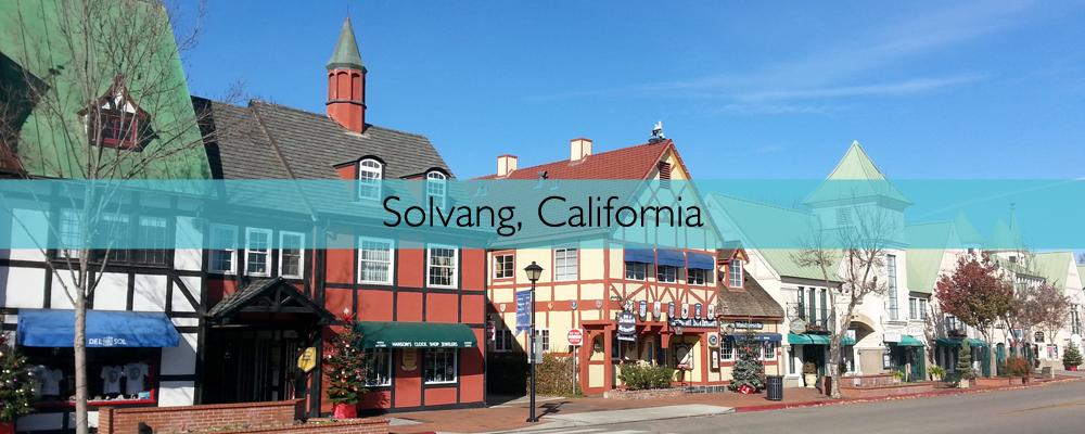 USA - California - Solvang