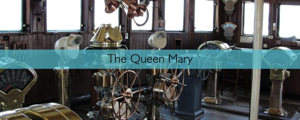 USA - California - The Queen Mary