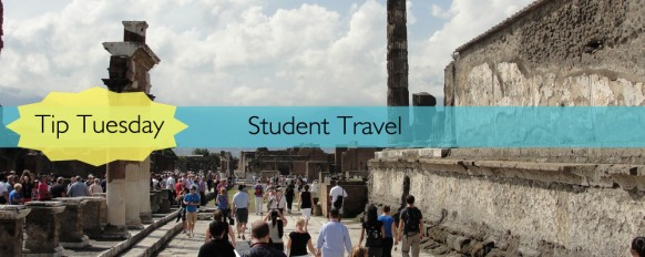 Tip Tuesday: Student Travel